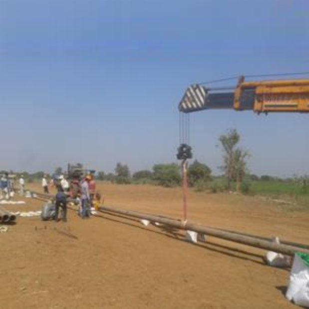 Pipeline Replacement Project (PRP-AMD)