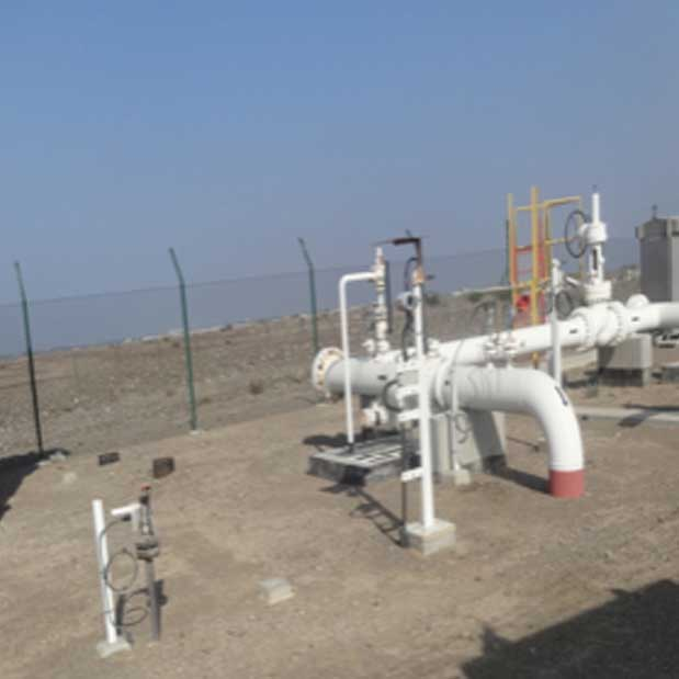 Muscat Sohar Product Pipeline Project(Mspp)