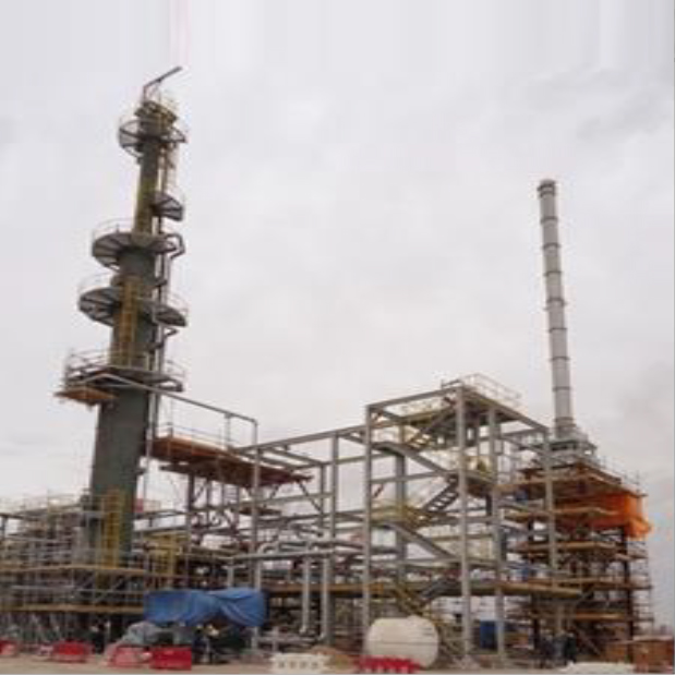 Crude Stabilization For Oxy Oman
