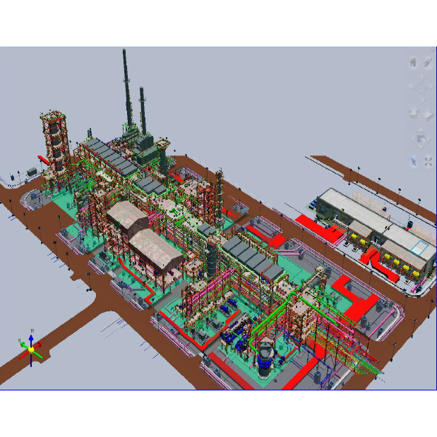 Diesel Hydrodesulfuration Unit