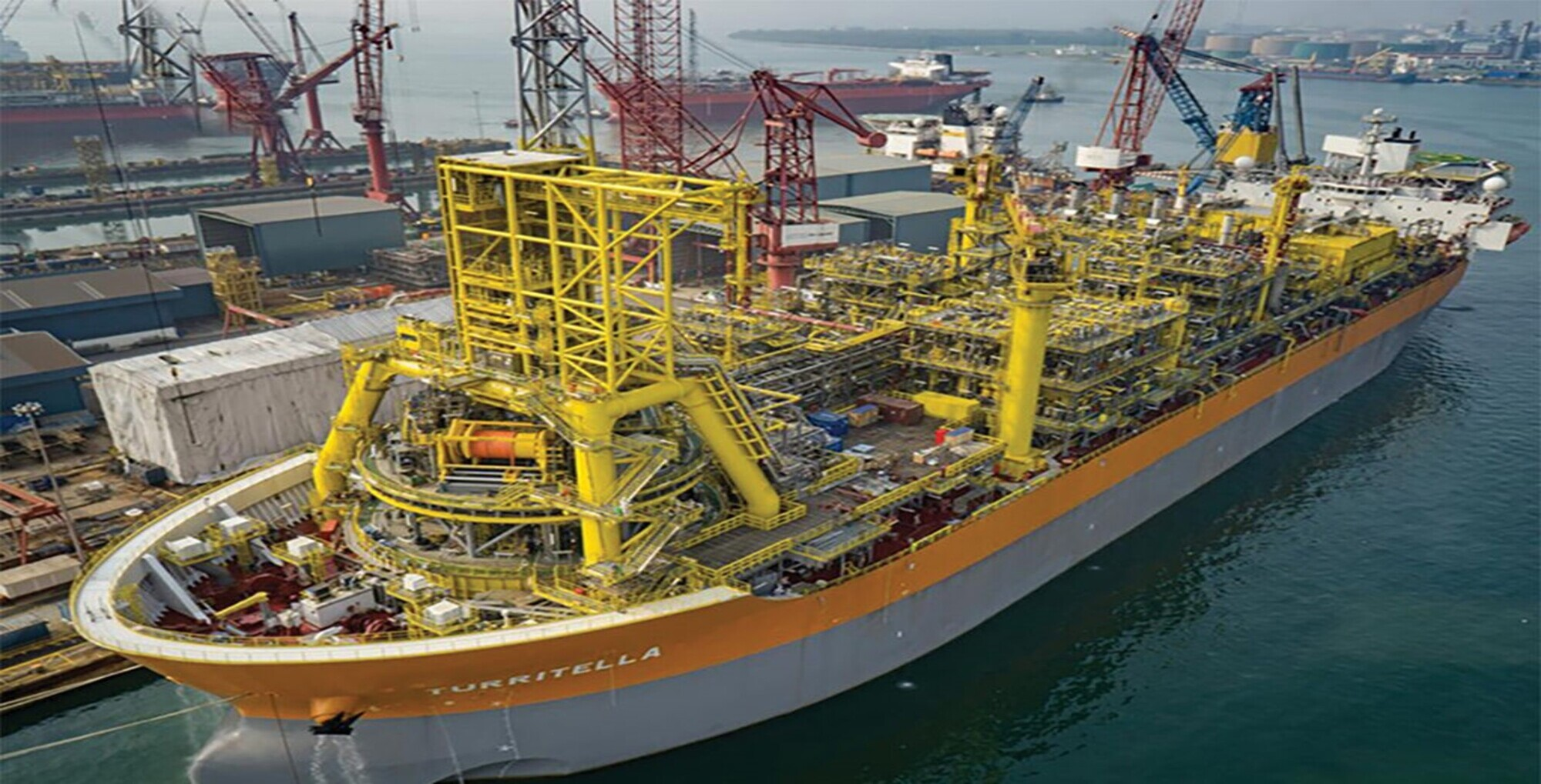 Floating Facilities Topsides (FPSO/FSO)