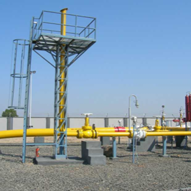 Anand – Rajkot Natural Gas Pipeline Project
