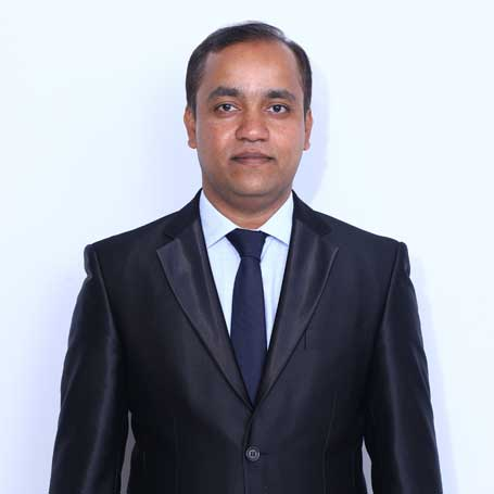 MR  B.T. Manjunath