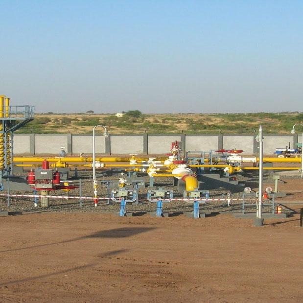 Mehsana-Bathinda Pipeline Project  Phase 2 Section – I & II