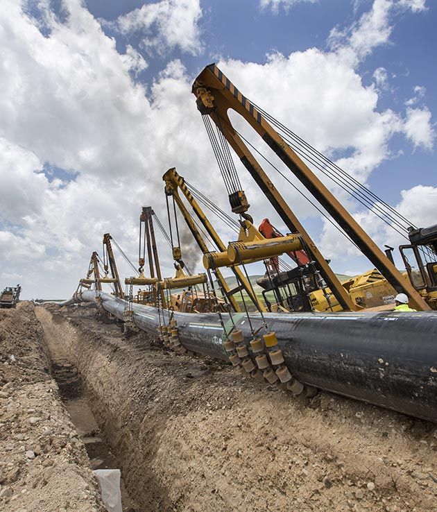 Pipeline (Onshore & Offshore)