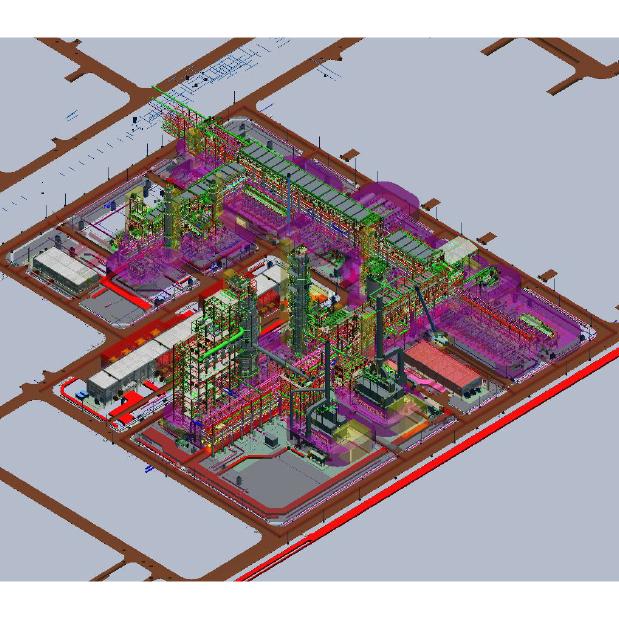 Crude Distillation Unit & Vacuum Distillation Unit